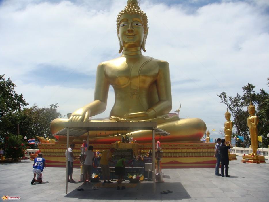 Фото 9330 | ТАИЛАНД-(Паттайя, Бангкок)-2011, Сентябрь