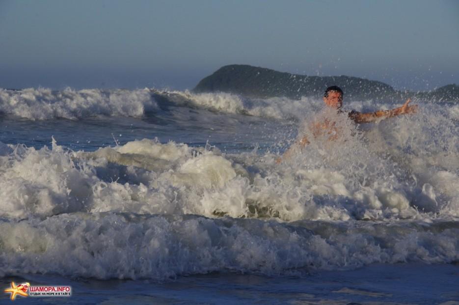 нескучное море | 1я неделя сентября на тб «Рифовая» Ливадия