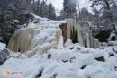 водопад Тигровый (Неожиданный) на Правом Тигровом Ключе