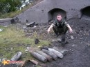 Форт №5, остатки снарядов. Снаряды с игольчатыми убойными элементами — запрещены Женевской конвенцией.