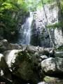 Второй водопад. Солнце