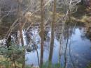 Озеро на склоне хр.Алексеевский