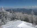 «Красивый горный дикий край...» Ливадийский хребет -Скалистая,Смольная. Вид с восточной вершины Фалазы.