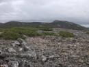 Плато на южном хребте На это плато поднимаются от Гнилого ключа и очень часто ночуют.