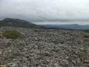 Вид с плато на юго-восток