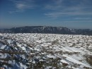 Плато горы Лысой. Алексеевский хребет.