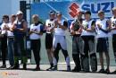 2-й этап соревнований по аквабайку