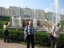 фонтаны петродворца-май 2010