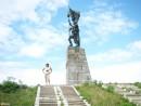Краскино.Памятник Героям Хасанских боев!