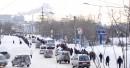 Зима, город, транспорт 01