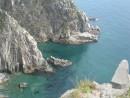 вид сверху на островке Фальшивом южная часть морского заповедника Хасан