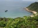 безлюдье на острове Фуругельма-самом южном острове страны