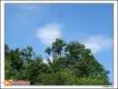 А небо было голубое!