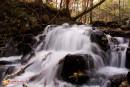 Смольные водопады. октябрь 2009