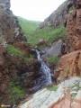 Остров Шкота. Водопад