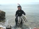 Подводная охота, сезон 2007