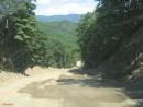 Дорога к Триозёрью... После дождя такие подъёмы, говорят даже 4WD не осиливают...