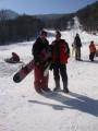 Из поколения в поколение....сноуборд навсегда