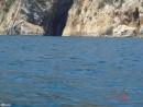 Грот «Зубы дракона» Грот «Зубы дракона», глубина более 10м внутрь скалы. Посетить данный грот можно во время морской прогулки.