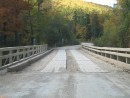 а мосты только деревянные