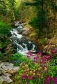 Водопады Приморского края
