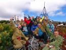 Группа на горе Курортная. Тернейский район