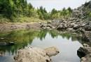 Гора Ольховая с горными озерами