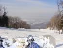 лыжная база в Арсеньеве вид с сопки