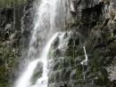 средняя часть водопада