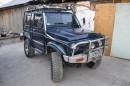 Тюнинг Suzuki Jimny vl4x4.ru