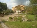 Штыковские пруды. Дом полностью из дерева
