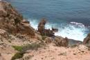 Береговые скалы