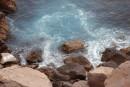 Волны бьющие в берег