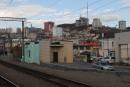 Вид с жд вокзала