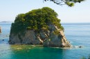 Островок в гряде кекур Бакланьих