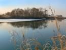 Отражение.  Река Адими.
