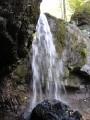 Кравцовские водопады, высота их не впечатляет, но все же красиво