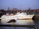 Владивосток ровно год назад, Морвокзал.