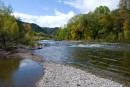 Река Малая Кема. Тернейский район.