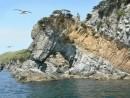 Арка на полуострове Гамова