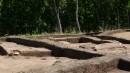 Раскопки весьма масштабны