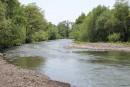 Река Стеклянуха Шкотовского района