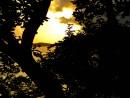 Закат на бухте Витязь