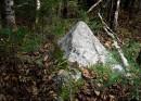 """Пирамидальный """"магический"""" камень"""