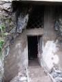 Вход в Макрушенскую пещеру. Ольгинский район.