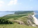 Залив Владимира. Вид с полуострова Балюзек на северную часть. Ольгинский район.