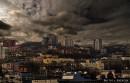 за 5 минут до.....    г Владивосток 2012г  из серии закат человечества