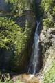Черный Шаман (Амгинский водопад) высотой примерно 35 метров. Незабываемые ощущения при подходе к нему.