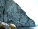 Великан-скала. Ольгинский район
