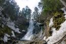 Водопад Алексеевский. Фишай